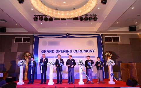 GRAND OPENING CEREMONY / 12-MARCH-2016, PARK ROYAL HOTEL, YANGON, MYANMAR.